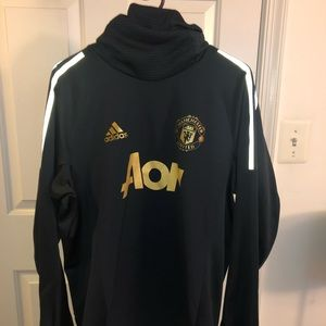 Adidas Manchester United hoodie